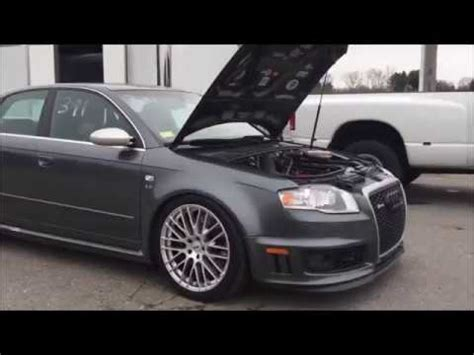 Audi Rs4 Twin Turbo by Audi Power Twin Turbo Audi Rs4 Youtube