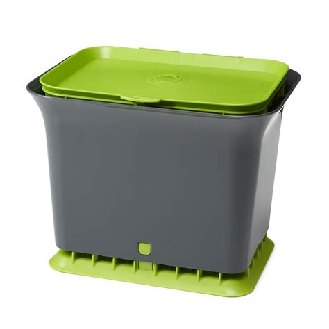 Best Kitchen Compost Bin by Fresh Air Compost Collector Odor Resistant Compost