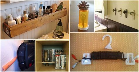 home hacks diy 19 creative diy hacks to improve your home