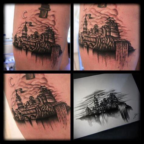 xoil tattoo london my awesome fantasy london skyline tattoo designed by