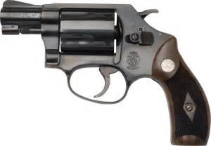 Revolver marca smith amp wesson modello classico 36