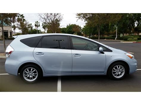 used prius san diego used 2012 toyota prius v for sale by owner in san diego