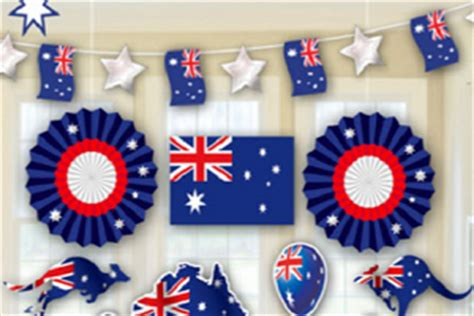 decorations australia get supplies for special events for australia day