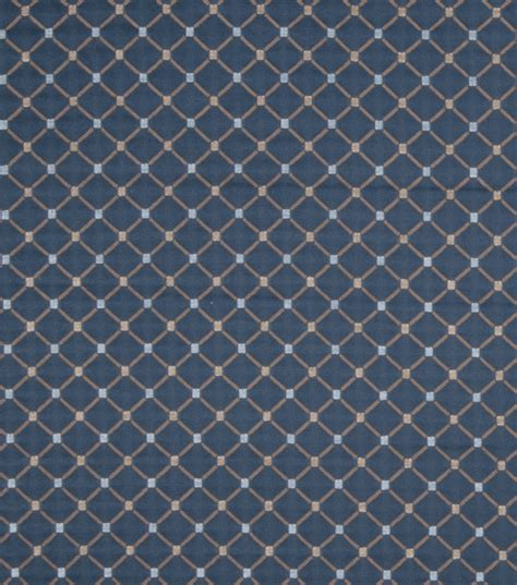 joannes upholstery fabric upholstery fabric jaclyn smith forward cobalt jo ann