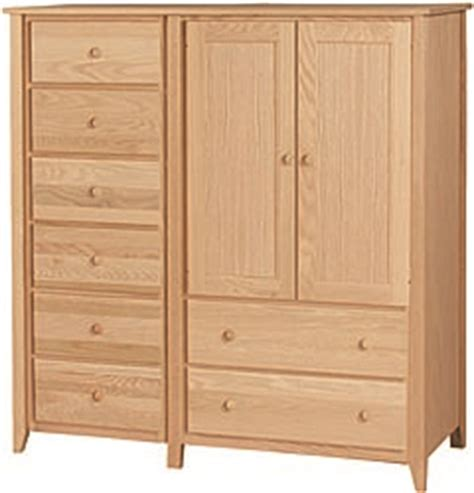 unfinished furniture armoire shaker armoire wc 1d0503 unfinished furniture outlet