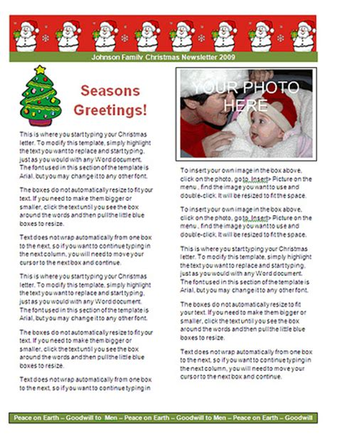 christmas letter exles new calendar template site