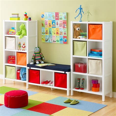 Shelving Toddler Play Rooms » Ideas Home Design