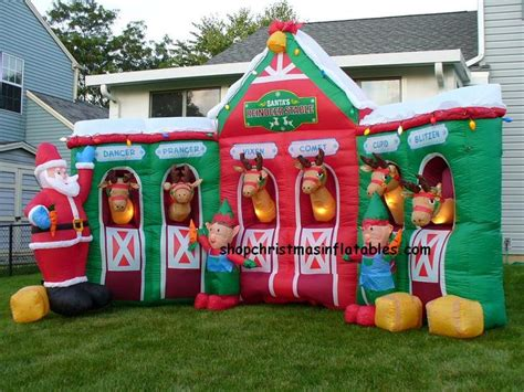 29 best christmas inflatables images on pinterest