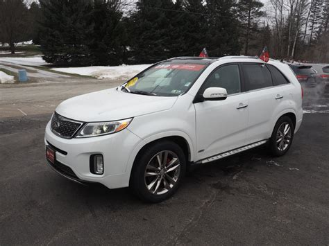 Kia Erie Pa Used Used 2015 Kia Sorento For Sale In Erie Pa Vin