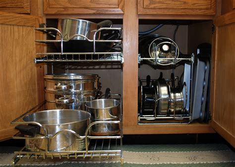 Kitchen Pot Rack Ideas Ovisonline Com Cabinet Hardware Amp Organizers Reinvent