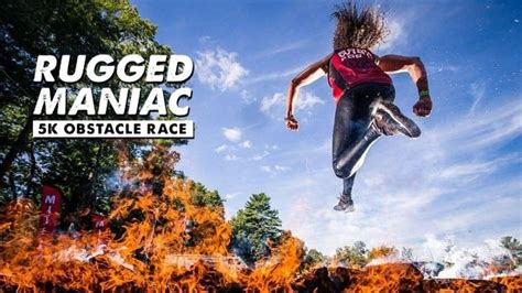 Rugged Maniac Discount by Rugged Maniac Obstacle Race 51 Virginia Discount Rush49