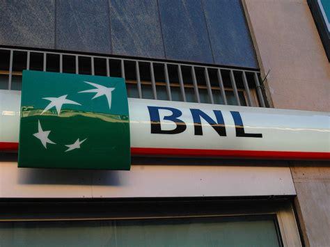 Banca Bnl by Lavoro In Banca Alla Bnl Lavoro E Carriere