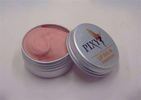 Lip Balm Pixy brand pixy tara makeup