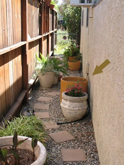 Small Narrow Garden Ideas Narrow Side Yard Photo This Photo Was Uploaded By Bradley Susan Find Other Narrow Side Yard