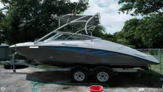 yamaha jet boats for sale in miami 2015 used yamaha ar210 jet boat for sale 33 000 miami