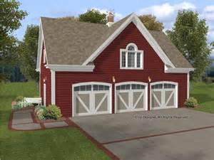garage plan with 750 square feet and 1 bedroom from dream
