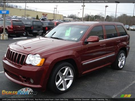 Srt8 Jeep 2008 2008 Jeep Grand Srt8 4x4 Rock Pearl
