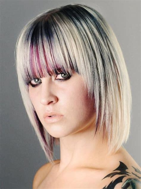 trendy hair highlights ideas