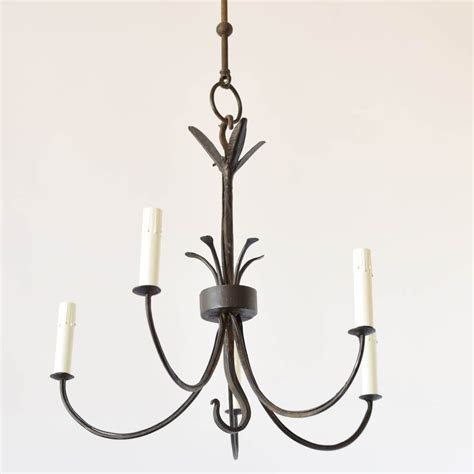 Simple But Chandeliers Simple Small Iron Chandelier The Big Chandelier