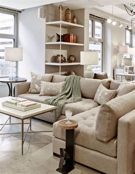 25 best ideas about tufted sectional on