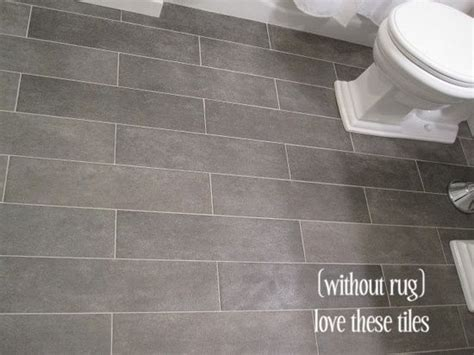 Gray Porcelain Tile Bathroom by Bathroom Tile Tiles Crossville Ceramic Co From The Great Indoors 6x24 Planks Color Lead