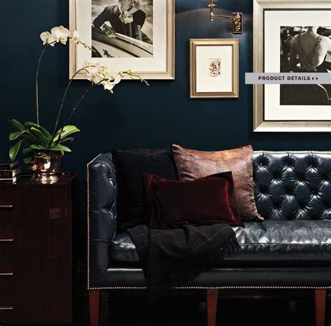 How To Decorate A Living Room With A Black Leather Sofa Living Room Decor Black Leather Sofa