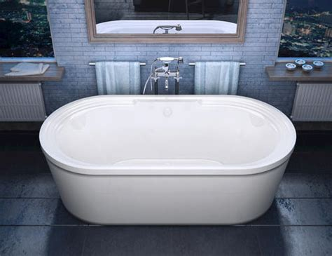 Bathtubs At Menards by Grande 34 Quot X 67 Quot Freestanding Soaker Bathtub At Menards 174