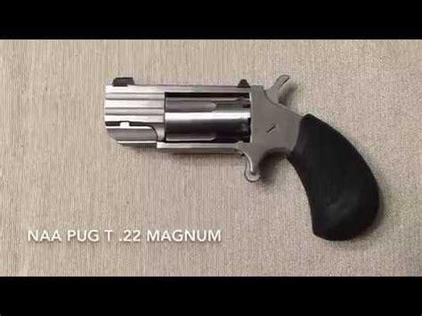 american arms pug 22 magnum 22 magnum ballistics test naa pug doovi