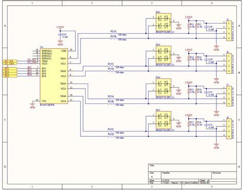 i2c resistor array i2c resistor array 28 images no light required a new thermal sensor array development board