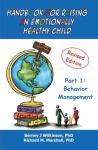 raising emotionally healthy boys books now available the handbook for raising an emotionally