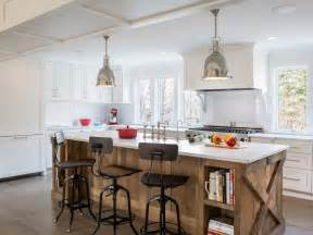 white kitchen with reclaimed barn wood island wondering how keep kitchens furniture