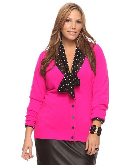 Sweater No Boyfriend Pink forever 21 plus size boyfriend cardigan in pink lyst