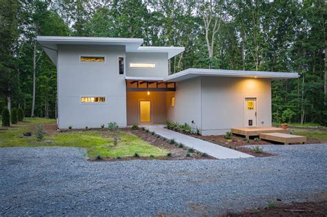 design build chapel hill nc modern net zero passive home in chapel hill architect