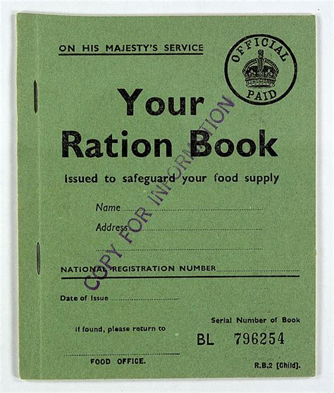pictures of ration books world war ii ration book fonts in use
