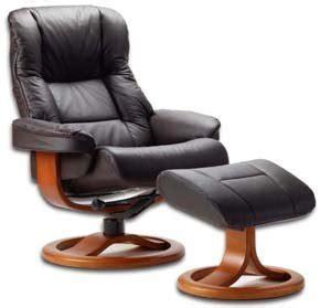 fjords 855 loen large leather recliner