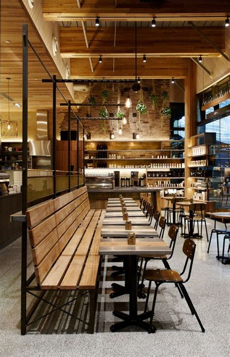 wooden restaurant benches 17 best ideas about restaurant design on pinterest
