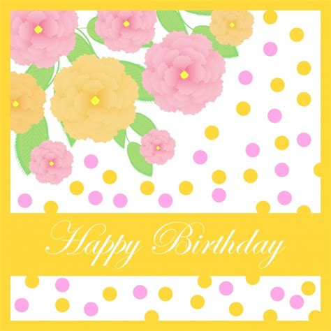 happy birthday background design vector happy birthday background design vector free download