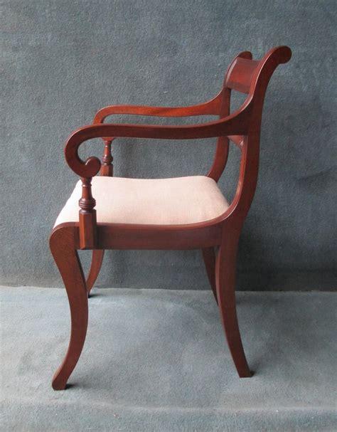 Trafalgar Chair by Set Of 10 Mahogany Rope Twist Trafalgar Chairs Antiques