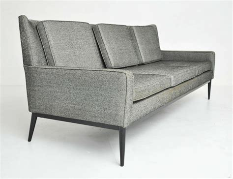 sofa paul paul mccobb sofa for sale at 1stdibs