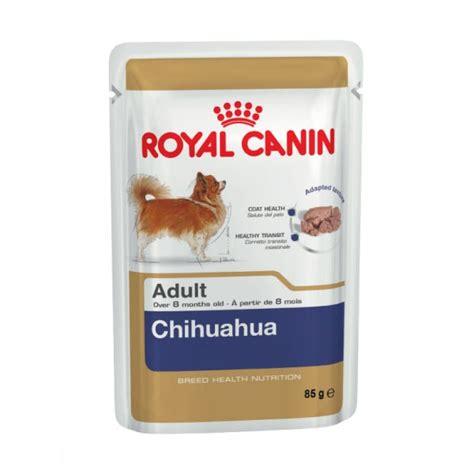 royal canin chihuahua yeti蝓kin k 246 pek konservesi 85 gr