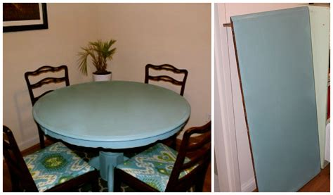 chalk paint diy dining room table soul