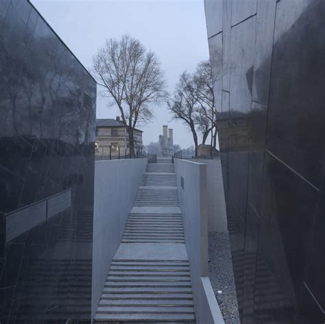 japan section 731 见证之地 侵华日军第731部队罪证陈列馆 华南理工大学建筑设计研究院 谷德设计网