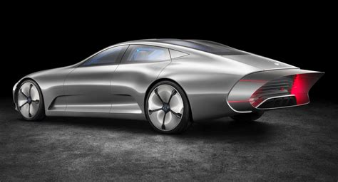 Future Mercedes Models by Mercedes Future Electric Models May Feature Active Aero