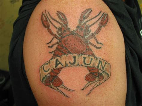 crawfish tattoo bills portfolio