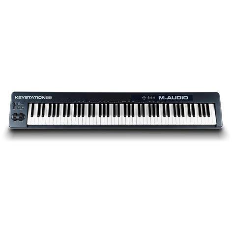 M Audio Keystation m audio keystation 88 mkii ebay