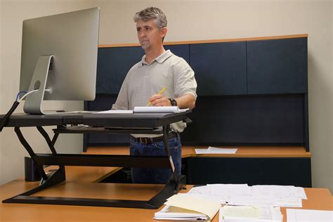 Are You Sitting Down For This Study Shows Standing Desks Standing Desk Research