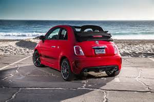 Fiat 500 Abarth Cabrio 2017 Fiat 500 Reviews And Rating Motor Trend