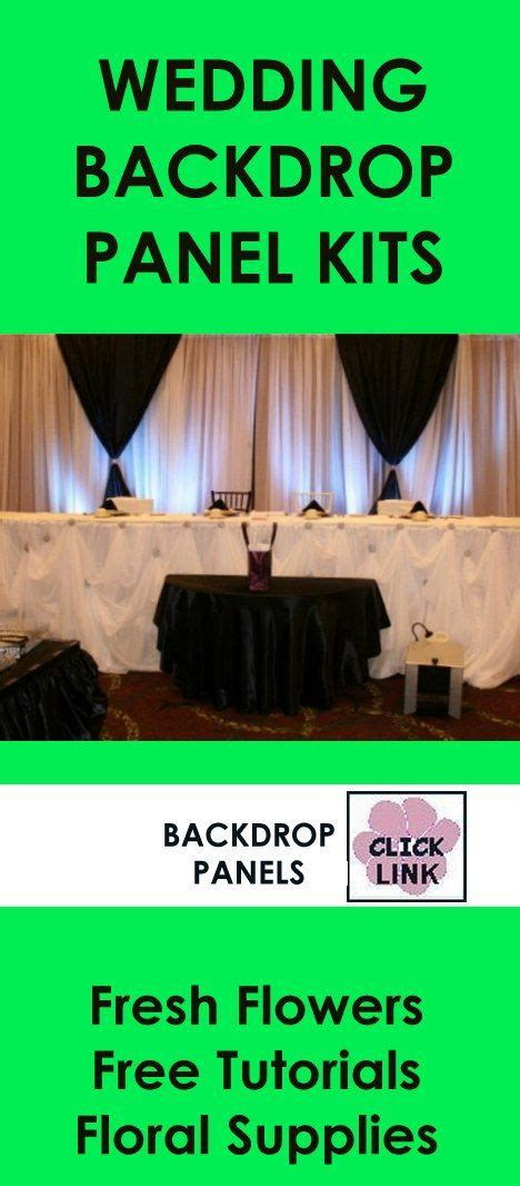 design your own wedding backdrop 17 best images about wedding backdrops on pinterest