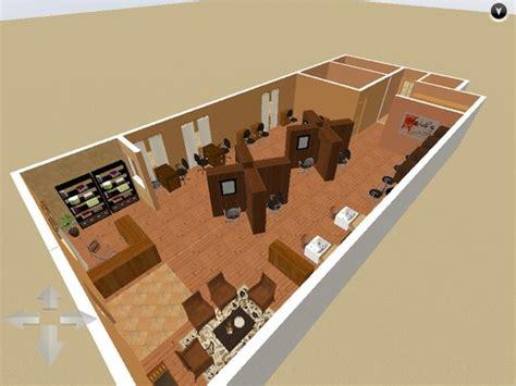 floor plan small nail salon interior design ideas 3d floor plan idea interior designs by isaac s design