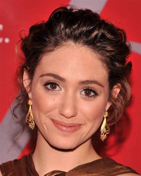 Emmy Trends Updos by Emmy Rossum Casual Prom Hair Trend Sheplanet